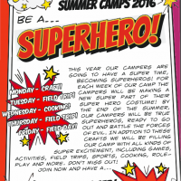 English Express Summer Camp 2016