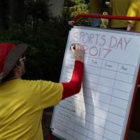 2017 Sports Day 王禅寺ふるさと公園 スコアボード