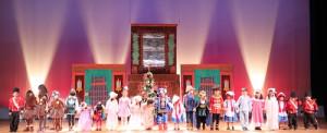 2017,クリスマス,キンダーガーデン,センター北,美しが丘