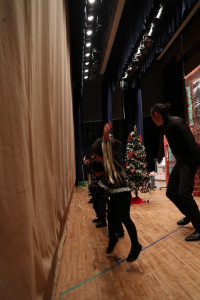 2017,クリスマス,プリスクール,センター北,美しが丘,舞台裏