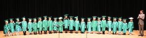 プリスクール 卒園式 2018