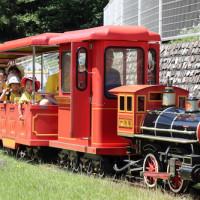 こどもの国 プリスクール 遠足 2018 Train