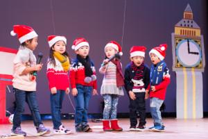 2018_Christmas Play美しが丘キンダーガーテン