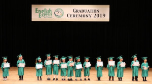 プリスクール 卒園式2019