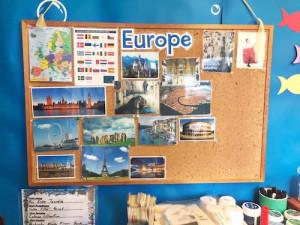 英語保育園幼稚園 遠足 knowledge board